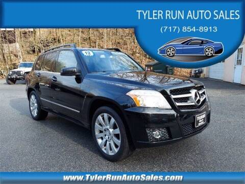 2012 Mercedes-Benz GLK for sale at Tyler Run Auto Sales in York PA