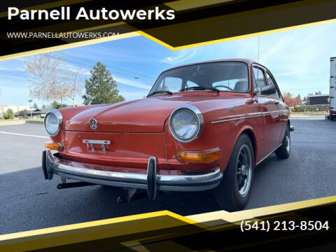 1971 Volkswagen Fastback (Type 3) for sale at Parnell Autowerks in Bend OR