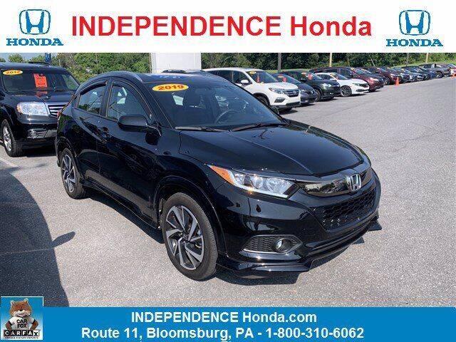 2019 Honda HR-V for sale in Bloomsburg, PA