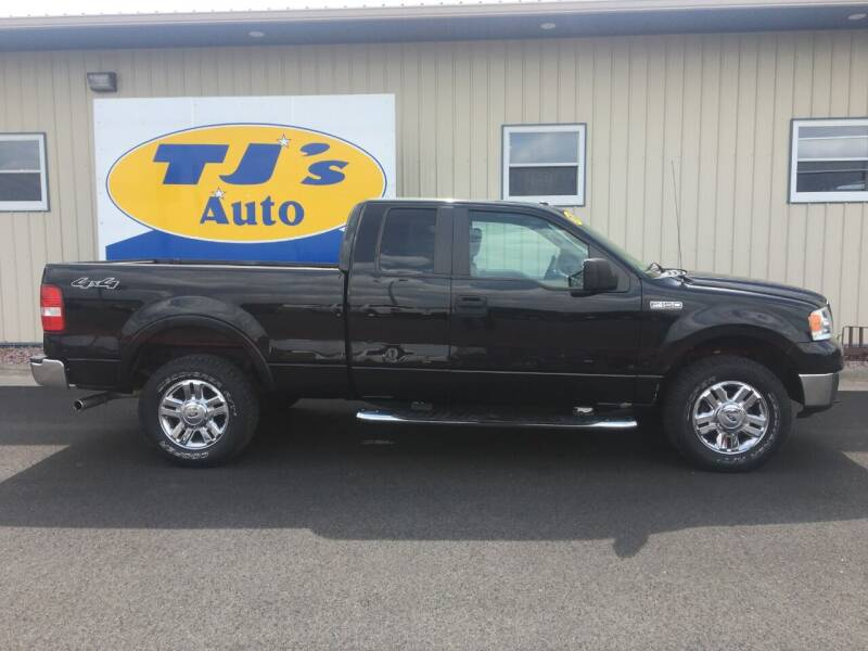 2008 Ford F-150 for sale at TJ's Auto in Wisconsin Rapids WI