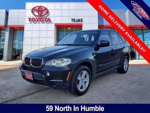 2013 BMW X5 for sale at TEJAS TOYOTA in Humble TX
