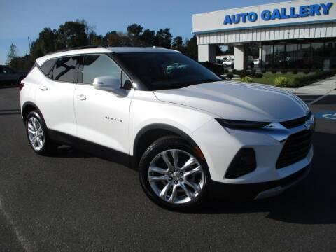 2021 Chevrolet Blazer for sale at Auto Gallery Chevrolet in Commerce GA