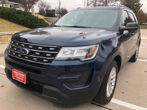 2017 Ford Explorer for sale at Vemp Auto in Garland TX