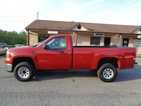 2008 GMC Sierra 2500HD for sale at On The Road Again Auto Sales in Lake Ariel PA