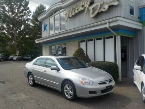 2006 Honda Accord for sale at Nicky D's in Easthampton MA