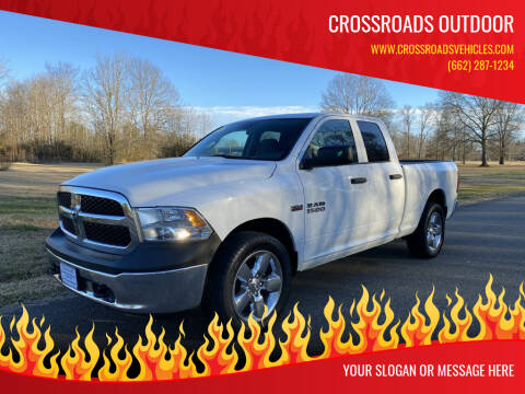 2017 RAM Ram Pickup 1500 for sale at Crossroads Outdoor in Corinth MS