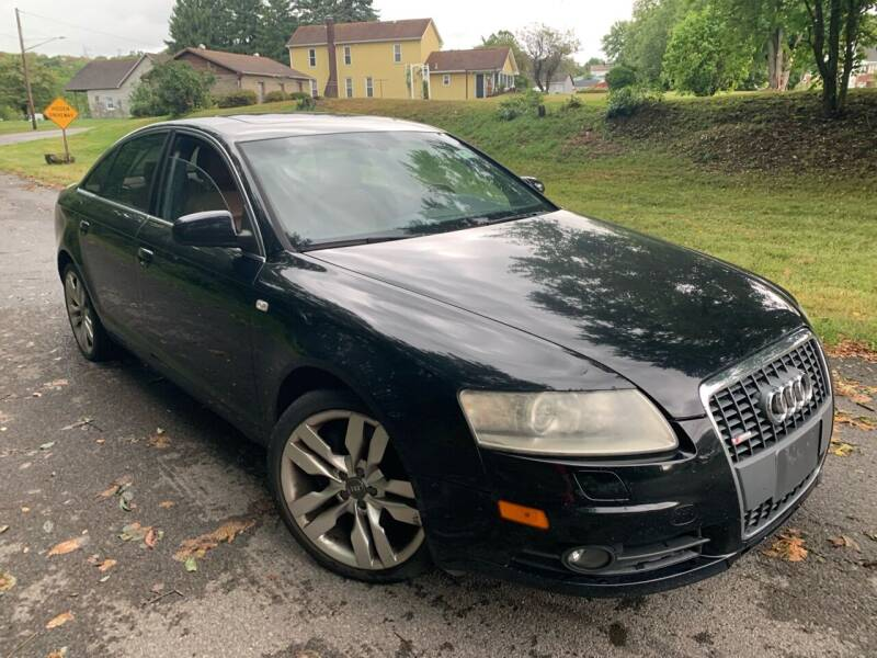 2008 Audi A6 for sale at Trocci's Auto Sales in West Pittsburg PA