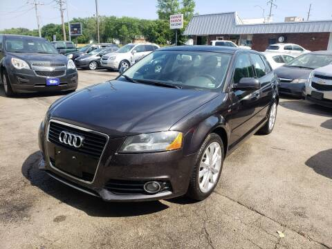 2013 Audi A3 for sale at Auto Choice in Belton MO