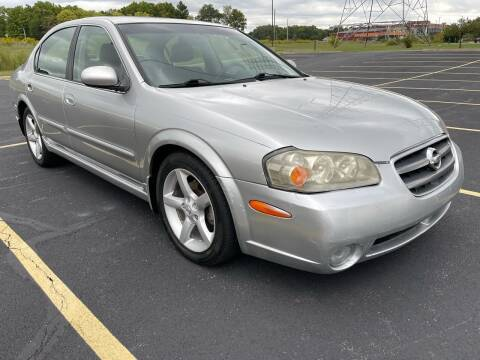 2003 Nissan Maxima for sale at Quality Motors Inc in Indianapolis IN