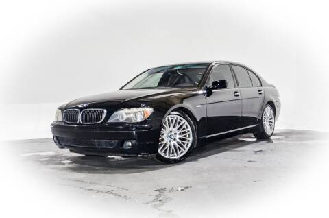 2007 BMW 7 Series for sale at CarXoom in Marietta GA