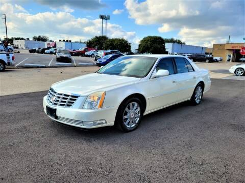 2008 Cadillac DTS for sale at Image Auto Sales in Dallas TX