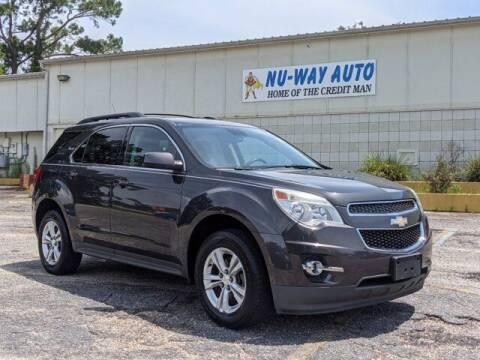 2013 Chevrolet Equinox for sale at Nu-Way Auto Ocean Springs in Ocean Springs MS