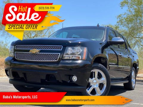 2013 Chevrolet Avalanche for sale at Baba's Motorsports, LLC in Phoenix AZ