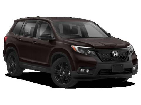2021 Honda Passport for sale at RUSTY WALLACE HONDA in Knoxville TN