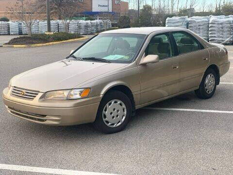 1998 Toyota Camry for sale at XCELERATION AUTO SALES in Chester VA