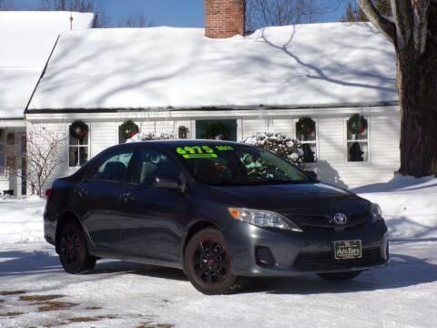 2011 Toyota Corolla for sale at The Auto Barn in Berwick ME