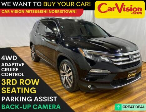 2017 Honda Pilot for sale at Car Vision Mitsubishi Norristown in Trooper PA
