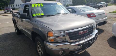 2006 GMC Sierra 1500 for sale at TC Auto Repair and Sales Inc in Abington MA