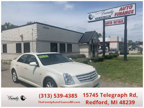 2007 Cadillac STS for sale at The Family Auto Finance in Redford MI
