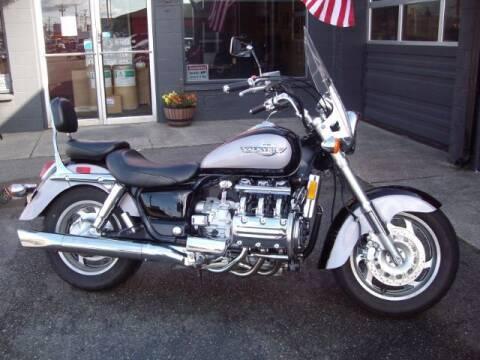 1999 Honda Goldwing for sale at Goodfella's  Motor Company in Tacoma WA