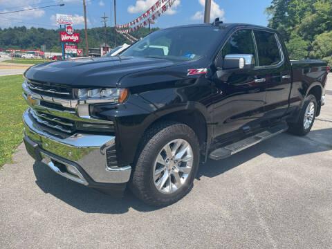 2020 Chevrolet Silverado 1500 for sale at Turner's Inc in Weston WV