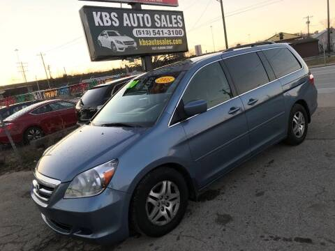 2005 Honda Odyssey for sale at KBS Auto Sales in Cincinnati OH