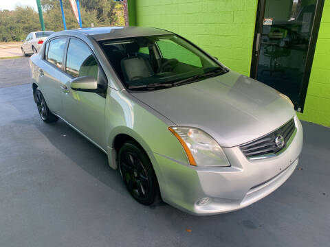 2012 Nissan Sentra for sale at Autos to Go of Florida in Daytona Beach FL