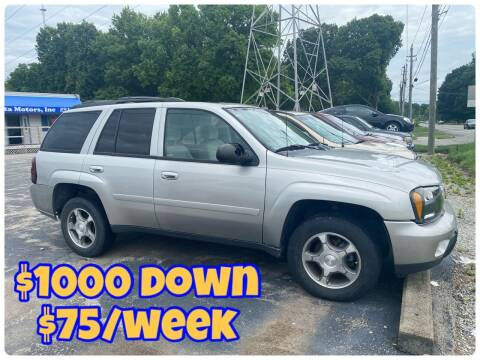 2008 Chevrolet TrailBlazer for sale at Augusta Motors Inc in Indianapolis IN