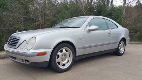 1998 Mercedes-Benz CLK for sale at Houston Auto Preowned in Houston TX