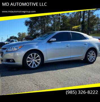2016 Chevrolet Malibu Limited for sale at MD AUTOMOTIVE LLC in Slidell LA