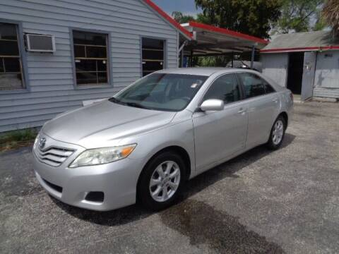 2011 Toyota Camry for sale at Z Motors in North Lauderdale FL