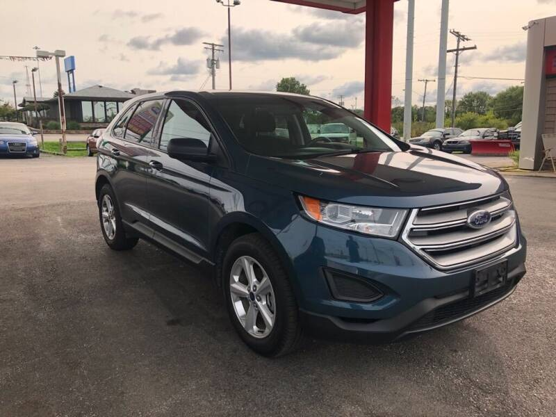 2016 Ford Edge for sale at Best Motor Auto Sales in Geneva OH