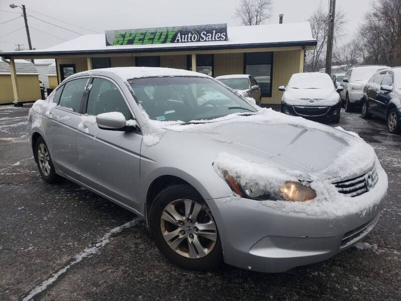 2009 Honda Accord for sale at speedy auto sales in Indianapolis IN