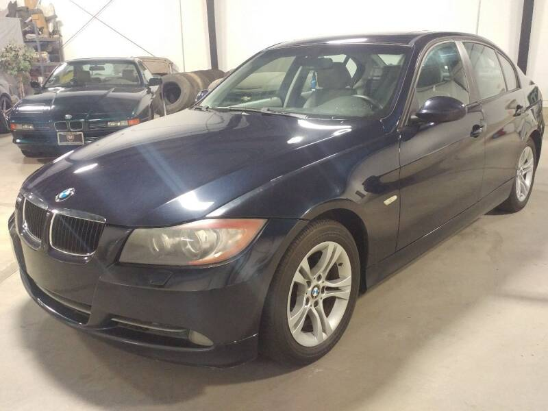 2008 BMW 3 Series for sale at MULTI GROUP AUTOMOTIVE in Doraville GA