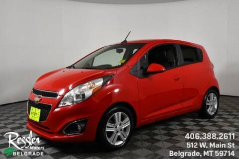2014 Chevrolet Spark for sale at Danhof Motors in Manhattan MT