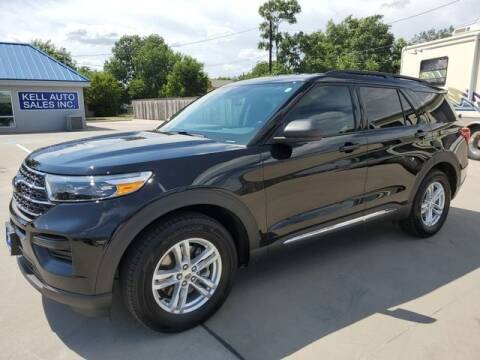 2020 Ford Explorer for sale at Kell Auto Sales, Inc in Wichita Falls TX