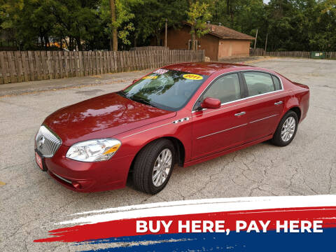 2011 Buick Lucerne for sale at AmericAuto in Des Moines IA