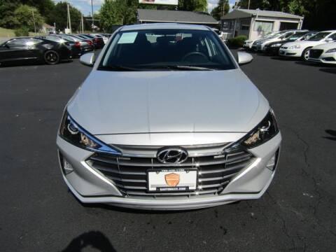 2019 Hyundai Elantra for sale at Guarantee Automaxx in Stafford VA