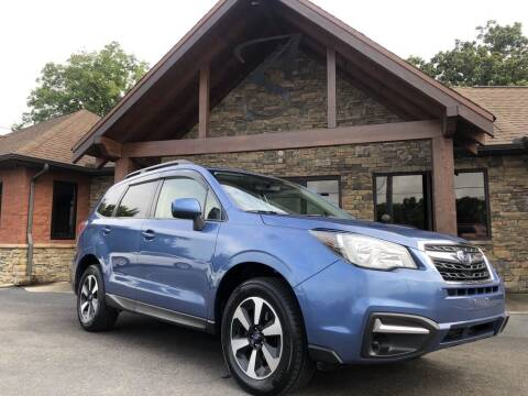 2017 Subaru Forester for sale at Auto Solutions in Maryville TN