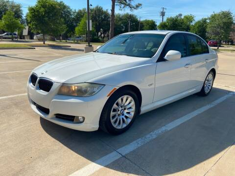 2009 BMW 3 Series for sale at Safe Trip Auto Sales in Dallas TX