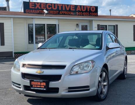 2009 Chevrolet Malibu Hybrid for sale at Executive Auto in Winchester VA