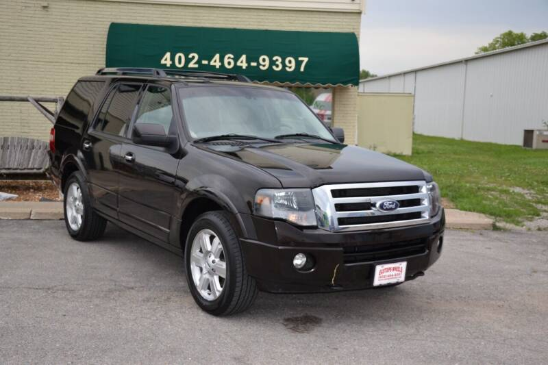 2013 Ford Expedition for sale at Eastep's Wheels in Lincoln NE