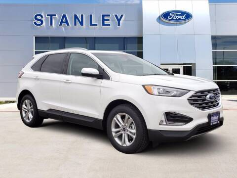 2020 Ford Edge for sale at Stanley Ford Gilmer in Gilmer TX