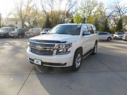 2015 Chevrolet Tahoe for sale at Aztec Motors in Des Moines IA