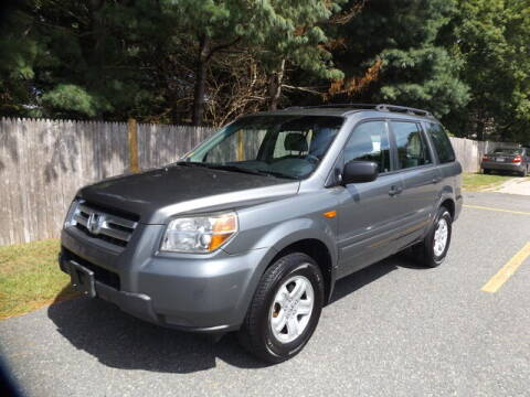 2007 Honda Pilot for sale at Wayland Automotive in Wayland MA