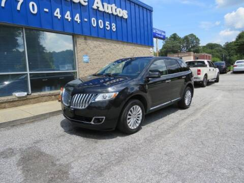 2013 Lincoln MKX for sale at Southern Auto Solutions - 1st Choice Autos in Marietta GA
