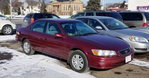2000 Toyota Camry for sale at Tower Motors in Brainerd MN
