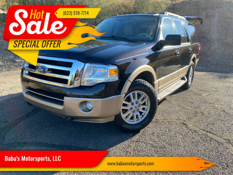 2013 Ford Expedition for sale at Baba's Motorsports, LLC in Phoenix AZ