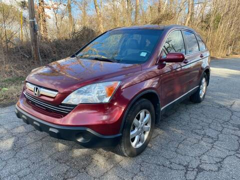 2007 Honda CR-V for sale at Speed Auto Mall in Greensboro NC