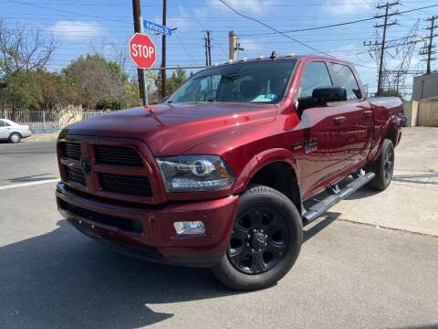 2016 RAM Ram Pickup 2500 for sale at West Coast Motor Sports in North Hollywood CA